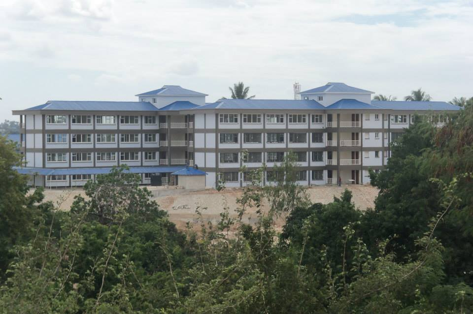 St. Augustine Secondary School, Dar Es-Salaam