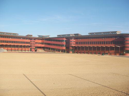 Colegio San Agustín, Los Negrales, Guadarrama, (Madrid)