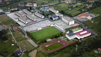 Colegio P. Andrés de Urdaneta, Loiu (Bizkaia)