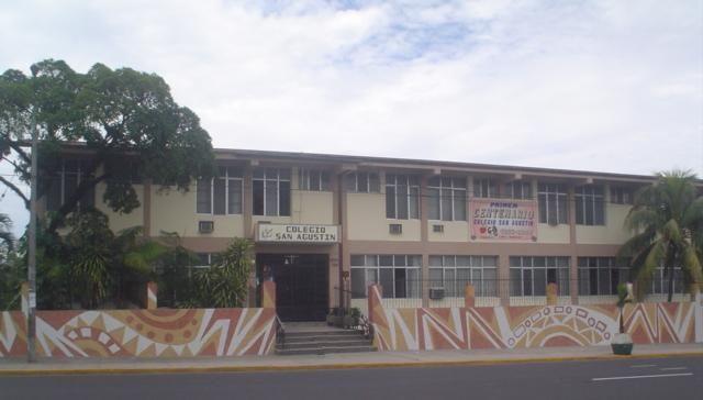 Colegio San Agustín, Iquitos
