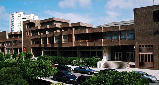 Colegio San Agustín, Santander