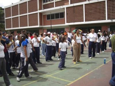Colegio San Agustín, Caricuao de Caracas