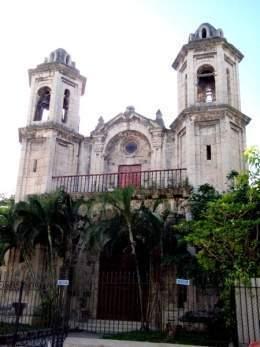 Parroquia Cristo del Buen Viaje, La Habana