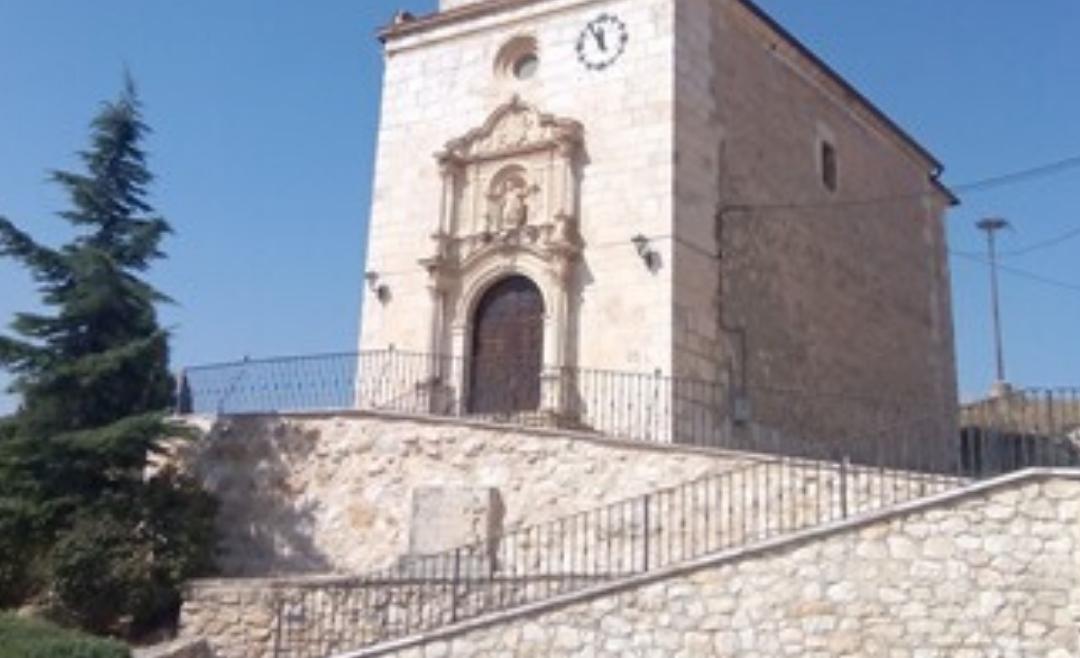 Parroquia San Martín de Tours, Zuzones, (Burgos)