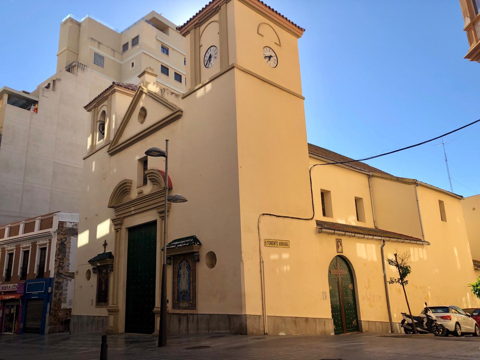 Parroquia Ntra. Sra. de los Remedios, Ceuta