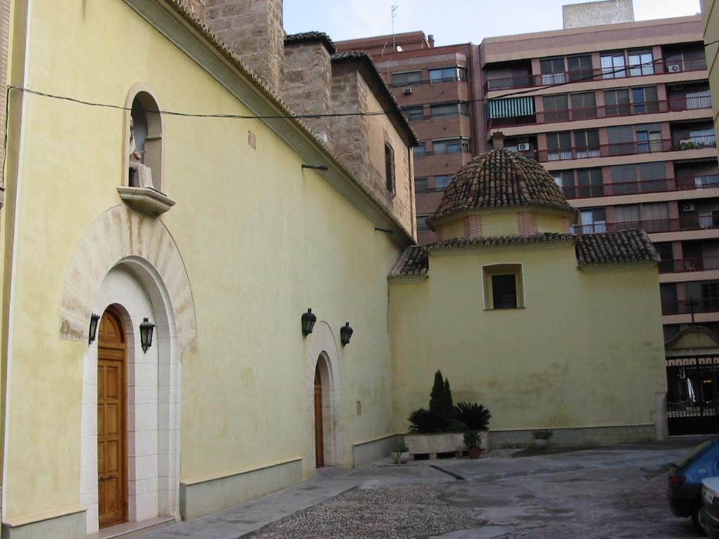 Parroquia Cristo Rey, Valencia