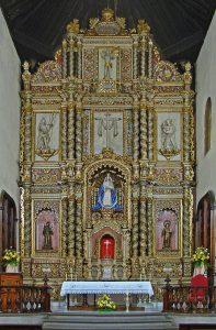 Parroquia Nuestra Señora de la Peña de Francia, Puerto de la Cruz (Tenerife)