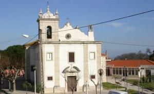 Paróquia Santa Iría de Azóia, Santa Iría de Azóia