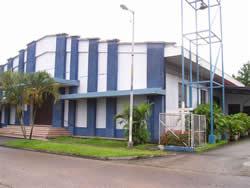 Parroquia de Santa María La Antigua, Panamá