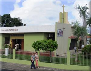 Parroquia Santa Rita, Bayamón