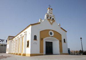 Parroquia Regina Mundi, Corrales, (Huelva)