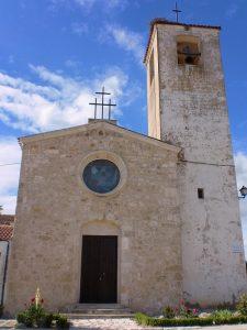 Parroquia San Norberto, Guma, (Burgos)