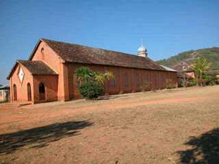 Mahanje Parish, Songea