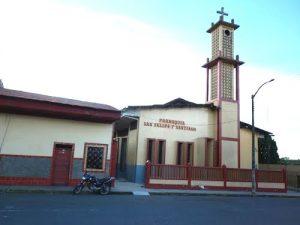 Parroquia San Felipe y Santiago – Nauta, Iquitos