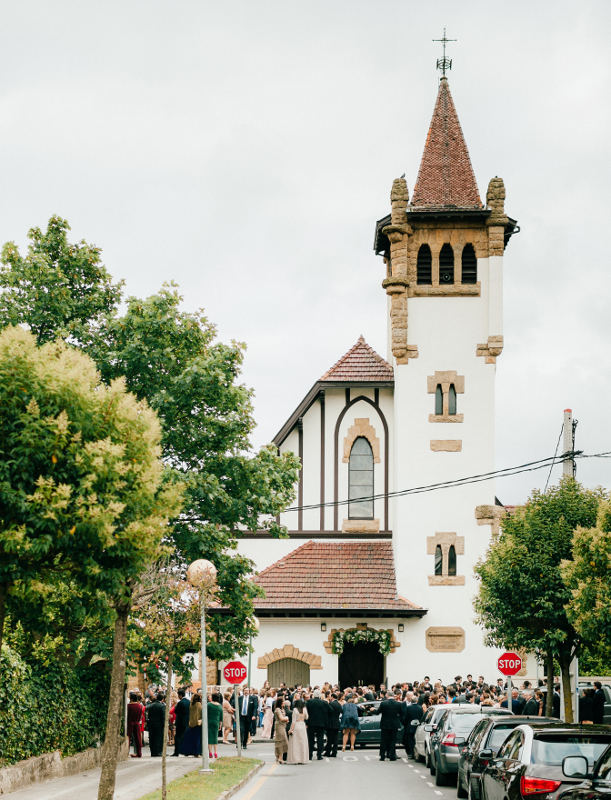 Iglesia de El Carmen, Neguri (Vizcaya)