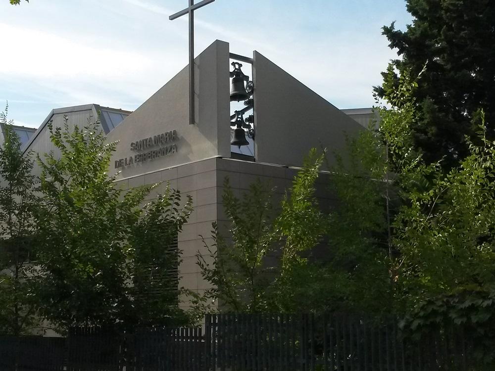 Parroquia Santa María de la Esperanza, Madrid