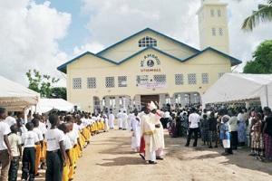 St. Ambrose Parish, Dar Es-Salaam