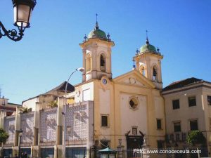 Iglesia de S. Francisco, Ceuta