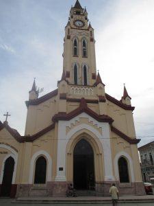Parroquia San Juan Bautista, Iquitos