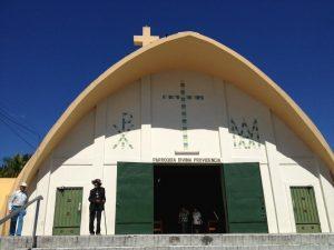 Parroquia Divina Providencia, San Salvador
