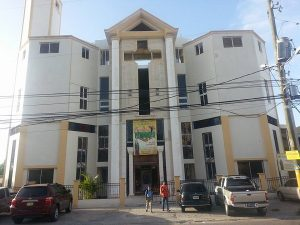 Parroquia Santa Mónica, Santo Domingo
