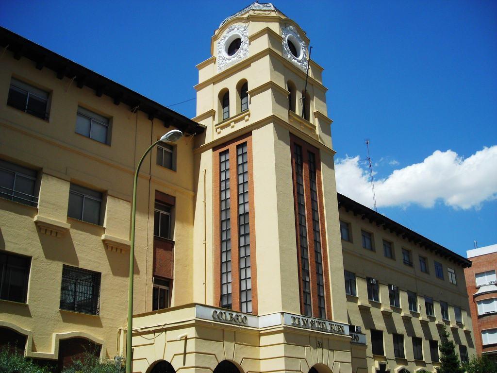 Colegio Nuestra Señora del Buen Consejo, Madrid