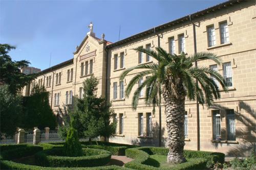 Colegio San Agustín, Calahorra