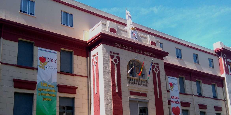 Colegio San Agustín, Ceuta