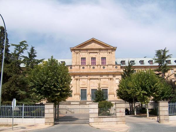 Colegio San Agustín, Salamanca