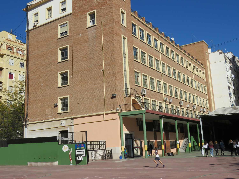 Colegio Santo Tomás de Villanueva, Valencia