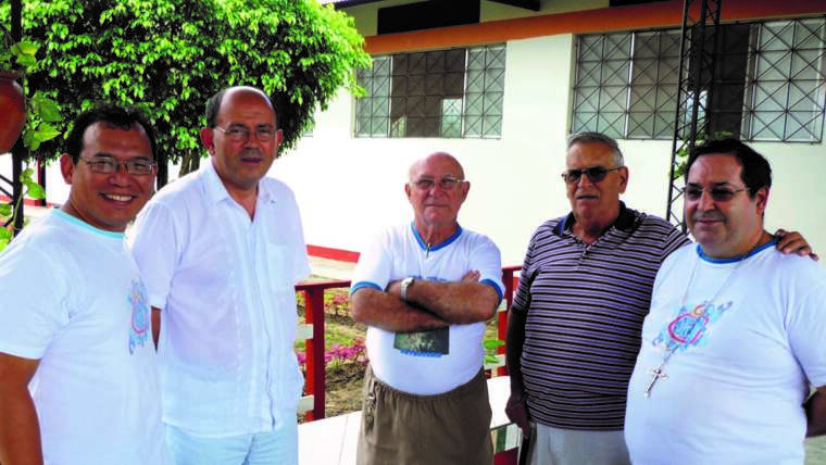 Ya está disponible el último número de la hoja informativa de las Misiones Agustinianas