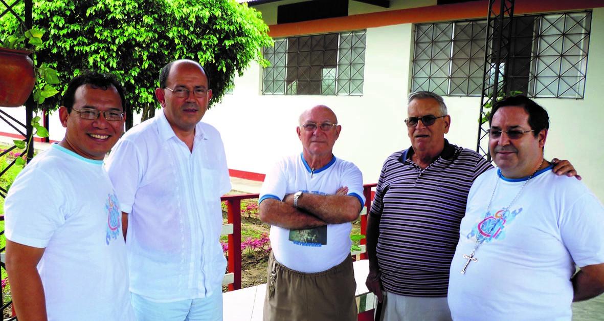 Último número de la hoja informativa de las Misiones Agustinianas