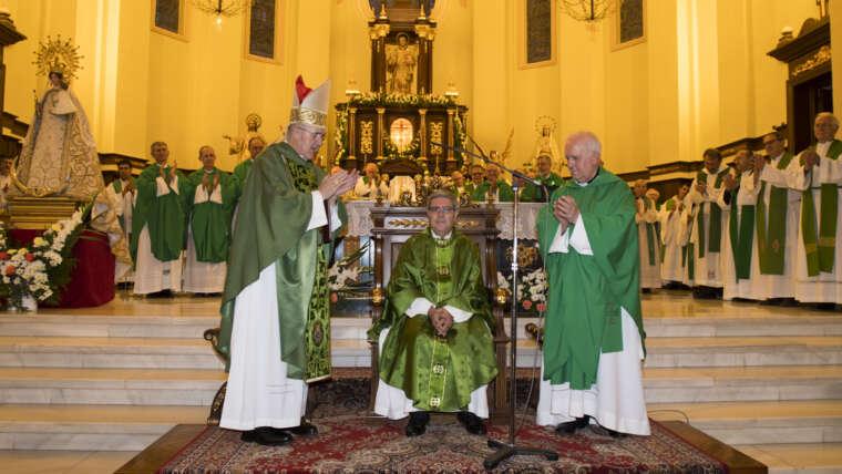 Los agustinos aceptan una nueva parroquia: San Lorenzo Mártir, en San Lorenzo de El Escorial.