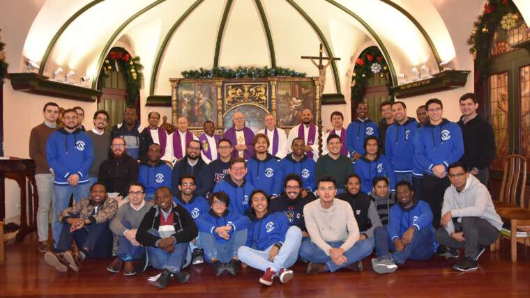 Encuentro de profesorios agustinos