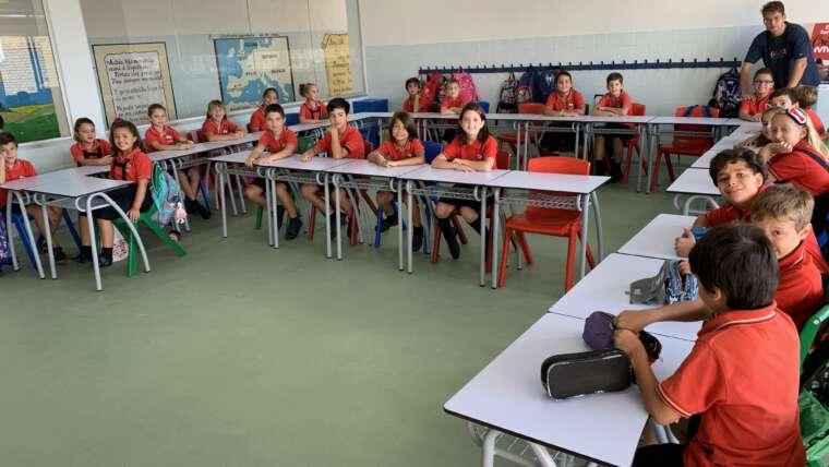 Los Agustinos, educación de calidad y valores cristianos