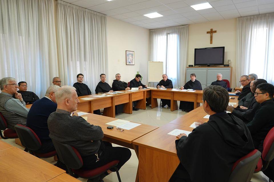 Consejos Generales Agustinos