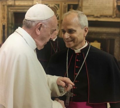 El Papa nombra al agustino Robert Francis Prevost obispo del Callao