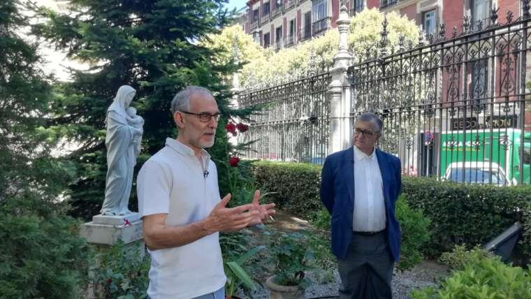Religiosos Agustinos: Aportar humanidad a la muerte