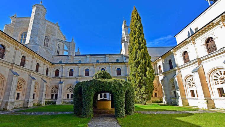 Hospedería del Monasterio de La Vid, un lugar inspirador