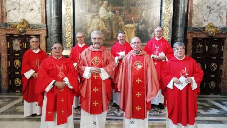 Los Agustinos inician el Primer Capítulo Provincial con una llamada a la renovación y actualización del carisma
