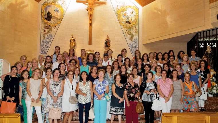 """El objetivo de las """"Madres Mónica"""" es rezar por la santidad de sus hijos"""