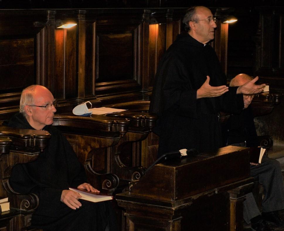 Durante los primeros días de de septiembre ha tenido lugar la toma de posesión de los priores de las comunidades de agustinos de España.