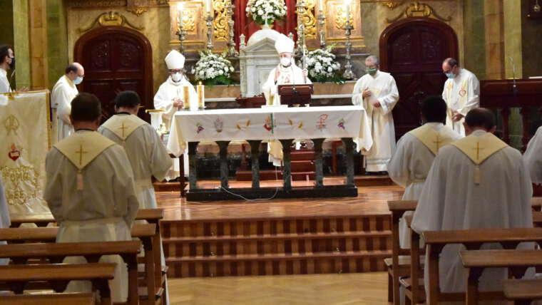 Apertura del Curso 2020-2021 en el Estudio Teológico Agustiniano de Valladolid