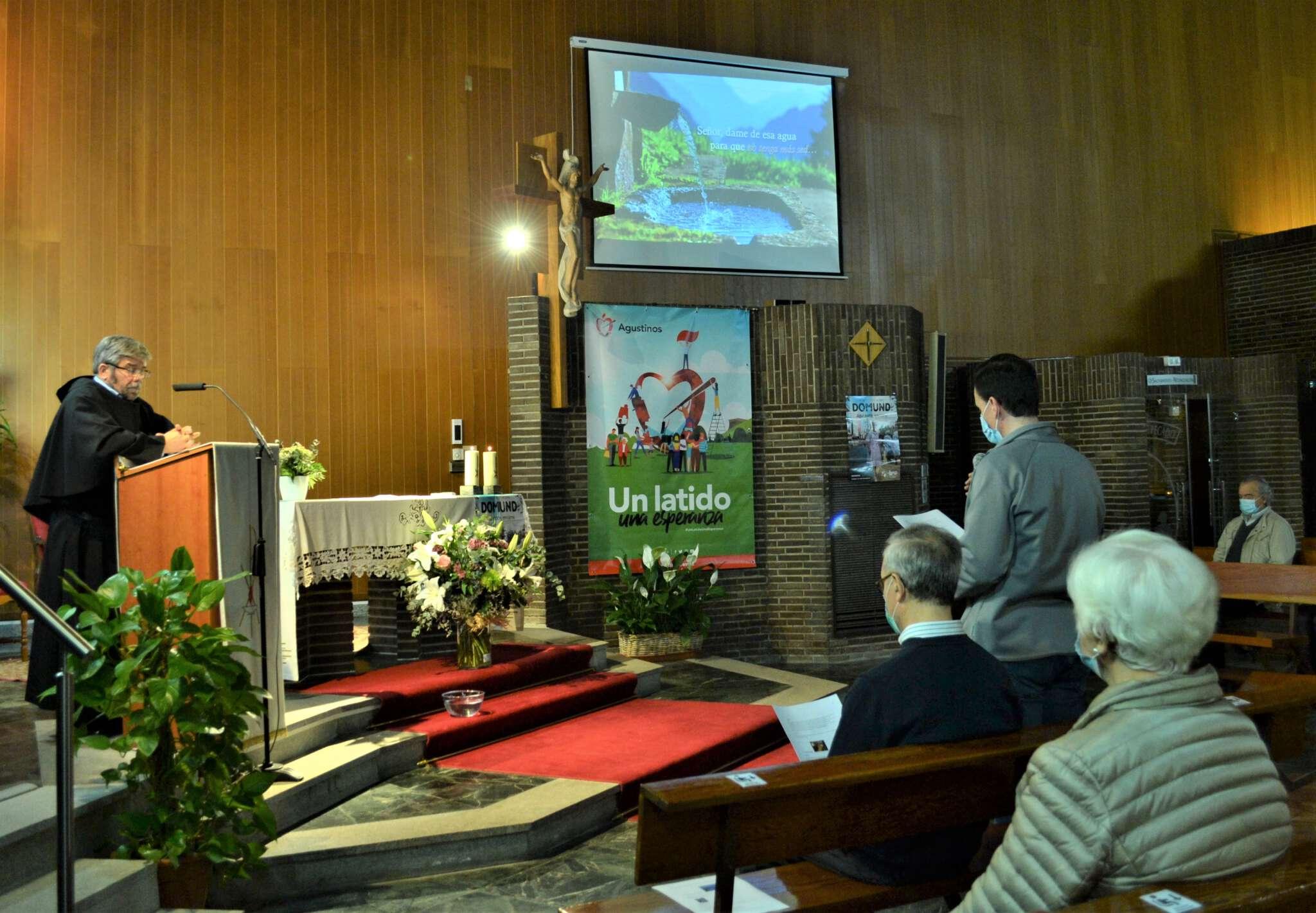 Los Agustinos quieren promover la oración por las vocaciones, con una Eucaristía y una oración mensual que se organizará cada tercer jueves de mes.