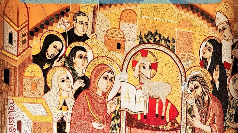 13 de noviembre: Celebración de la fiesta de todos los santos de la Orden de San Agustín