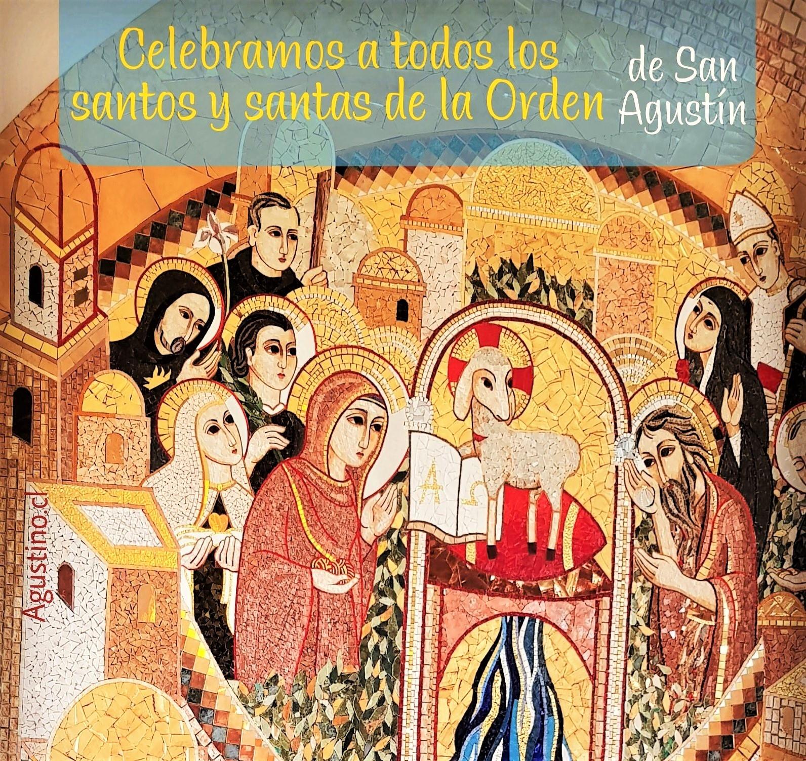 Los Agustinos de todo el mundo celebrarán el 13 de noviembre el aniversario del nacimiento de San Agustín, fundador de la Orden.