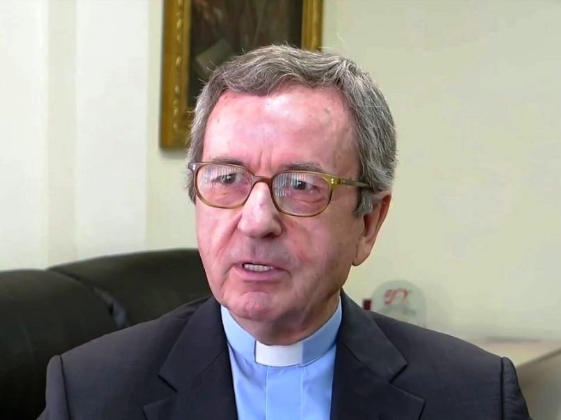 P. Miguel Ángel Orcasitas, OSA, historia de una vocación