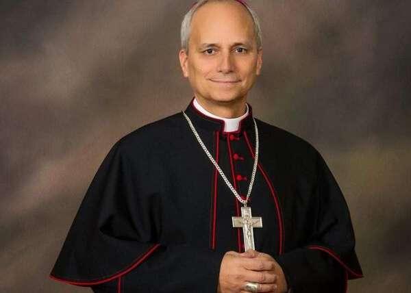 Mons. Robert Prevost OSA, miembro de la Congregación para los Obispos