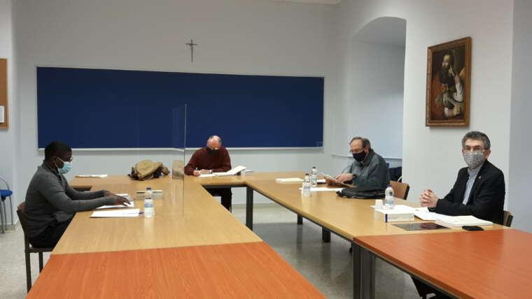 El P. Nathanael, primer agustino nigeriano que obtiene el Máster en Teología Fundamental en el Estudio Teológico Agustiniano de Valladolid