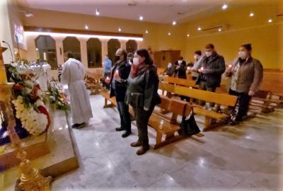 Nace una nueva Fraternidad Seglar Agustiniana en Zaragoza